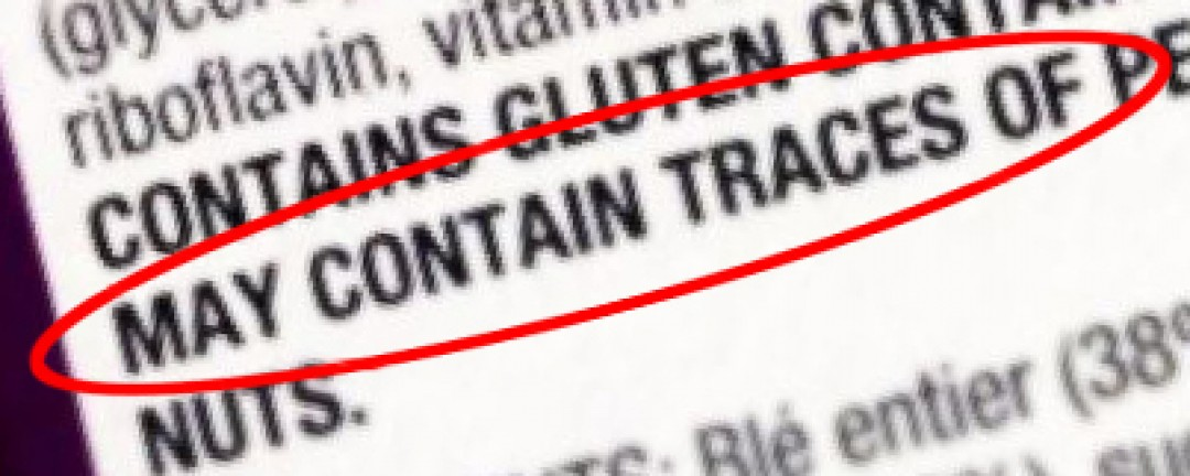 May Contain Traces of: Allergen Precautionary Statements and Allergen Management