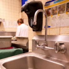 Food Safety Quickie #1 – What Do Listeria and Sinks Have in Common?